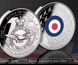 Battle of Britain competitive coin -free just pay postage
