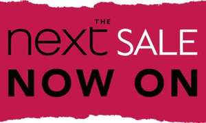 Next Sale Starts Online Today! (NOT BOXING DAY)