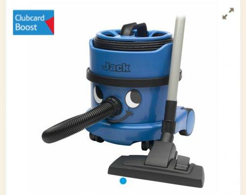 Numatic Jack Bagged Vacuum Cleaner £39 @ Tesco