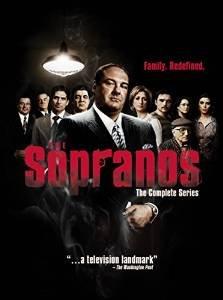 Sopranos DVD Boxset (series 1 - 6)  £33.49 @ Amazon