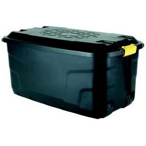 Strata 145l Storage box with wheels £15 @ Wilko online&instore