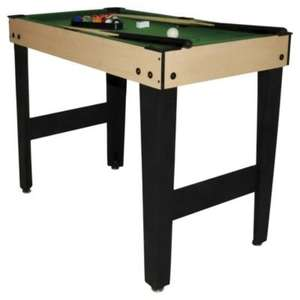 ** Pool Table for £10 @ Tesco Direct (Free CnC) **