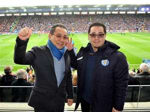 Leicester City fans get FREE BEER - (Or a water bottle)