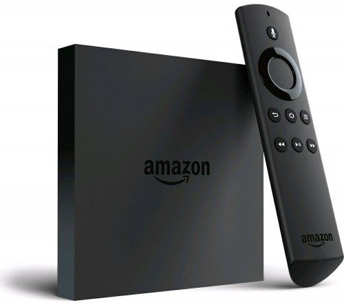 Amazon Fire TV 4K Smart Box £64.99 @ Currys