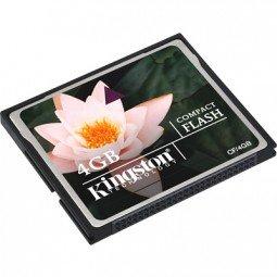Kingston 4GB CF-CARD @ Overclockers - just £2.99 + P&P
