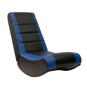 X Rocker Gaming Chair - Black and Blue  £22.99 @ Argos