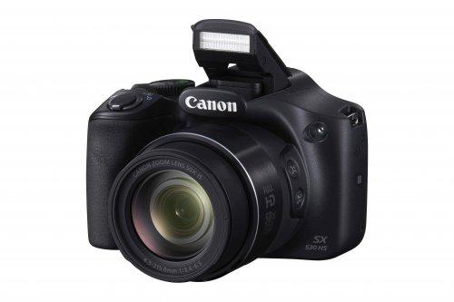 Canon Powershot SX530 HS Bridge Camera - John Lewis Clearance