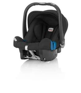 Britax BabySafe Baby Car Seat - Black Thunder Was £99.99 now £65.00 @ Mothercare