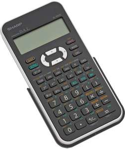 Sharp EL531XBWH Scientific Calculator £2.79 @ Argos