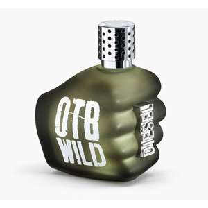 Diesel Only The Brave Wild Eau de Toilette 125ML £25.00 @ Superdrug