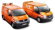 RAC Breakdown, Roadside, Recovery, At Home, Onward Travel £75