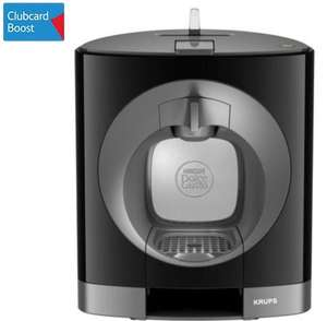 NESCAFE Dolce Gusto, Oblo, Manual Coffee Machine by Krups, Black was £99.50 now £29.50 @ Tesco Direct