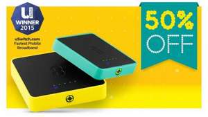 OSPREY 2 MINI FROM EE 50gb data £27.50 a month (24 months)