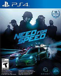 Need for speed PS4 digital download £16 from amazon US ( US account)