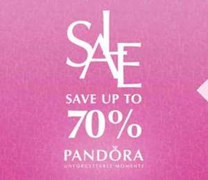 Pandora and Swarovski up to 70% off @ republicofjewels.co.uk