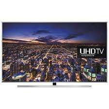 "Samsung UE55JU7000 Silver - 55"" 4K Ultra HD 3D TV £1079.97 at Power Direct"