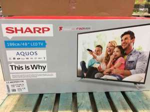 sharp LC40LE240E 40inch full Hd1080 - £199 instore @ Tesco (Boxing Day)