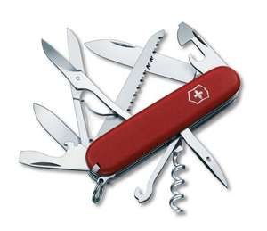 Victorinox Hunstman @ Amazon £17.99 with prime or £21.98 without prime