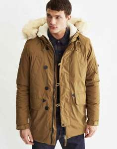 Bellfield Pembrick Arctic Parka £45.95 with shipping was £85, free delivery over £50