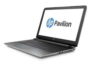 "HP Pavilion 15-ab237na Laptop Was £499. Now £399 from HP Store. Intel Core i5 (5th Gen)15.6"" screen, 12GB RAM, B&O Speakers, 1TB hard drive."