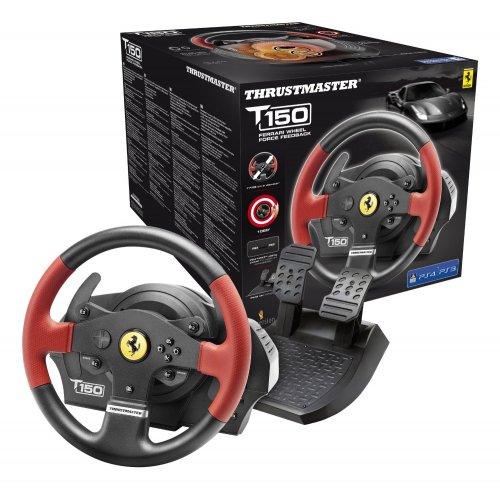 Thrustmaster T150 Ferrari Force Feedback Wheel (PS4/PS3/PC DVD) £99.99 @ Amazon