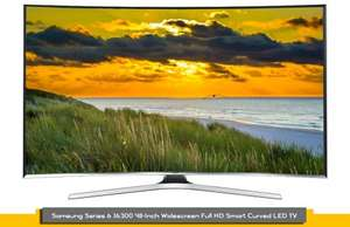 """SAMSUNG 48"""" CURVED SMART 1080p  LED TV £489 @ rlrdistribution"""