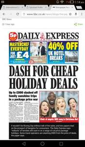 masterchef every day for just £4.00 worth £25.00 at WHSmith voucher inside today Daily Express
