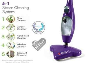 H2o x5 Steam Cleaner £49.99 @ thanedirect boxing day sale