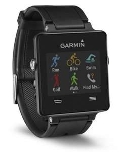 Garmin Vivoactive GPS Smart Watch with Sports Apps - Black  £99 @ Amazon Lightning Deal