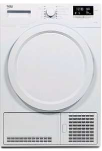 BEKO DCX83100W Condenser Tumble Dryer - White | Free Delivery £219.99 Currys