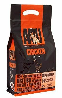 AATU chicken 80% dog food £37.05 @ Amazon