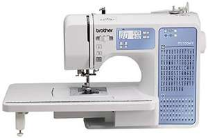 Brother FS100WT sewing machine reduced from £399 to £199.50 @ Amazon Lightning deal