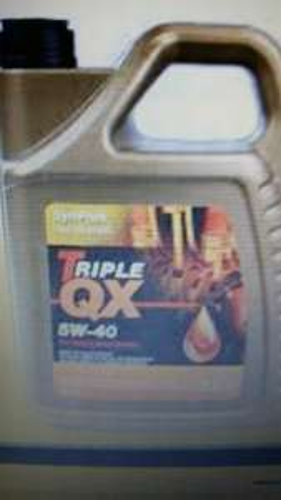 Triple QX motor oil BOGOF @ eurocarparts from  £17.99