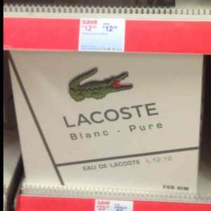 LACOSTE 100 ML - 23.50£! - BOOTS - Boxing Day sale @ boots