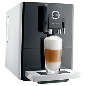 Jura Impressa A9 Bean-to-Cup Coffee Machine, Platinum £575.00 @ John Lewis