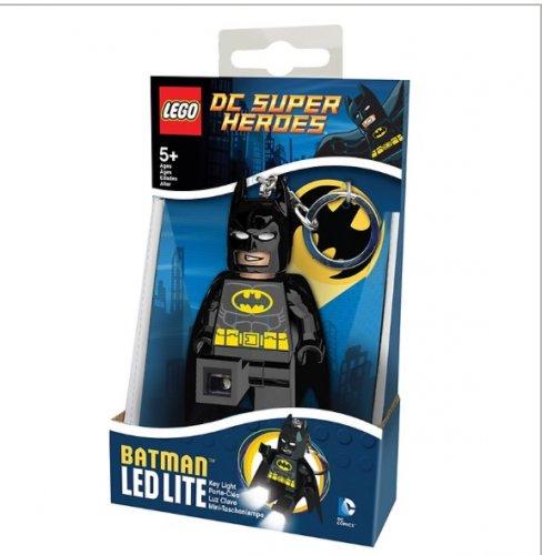 Lego Minifigures Batman keyring torch £2.10 @ Sainsbury's instore (Greengates)