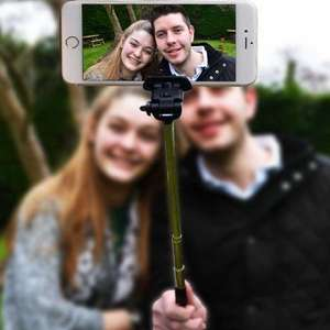 selfie stick 74p in store @ Menkind in store only