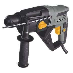 Titan TTB589SDS 2kg SDS Plus Drill. £34.99 @ Screwfix