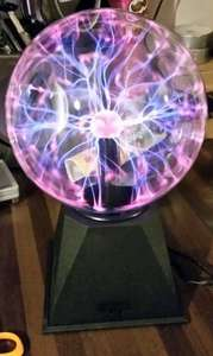 Plasma Ball £1 @ B&M