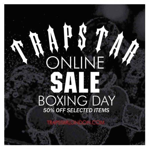 TRAPSTAR London Sale - 50% off Selected Items (Streetwear Brand)