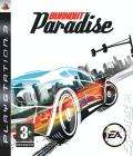 """Burnout Paradise"" for the PS3 - £19.99 in GameStation's ""Deal of the Week"""