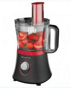 Russell Hobbs 18511 Desire 600 Watt Black Food Processor @Asda online and in store.  £35.00