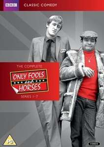 Only Fools and Horses: Complete Series 1-7 (Hmv Exclusive) - DVD - Instore only (OOS online) Just £12  @ Head