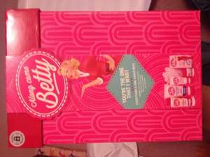 6 item Along came Betty Gift Set was £15 now £3.37 inside Tesco