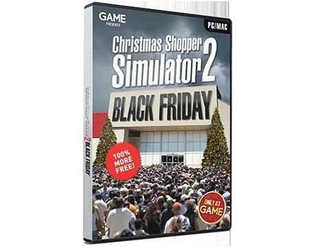 FREE Christmas Shopper Simulator 2 @ Game online