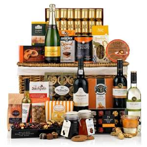 Up to 60% off Christmas Hampers at Virginia Hayward
