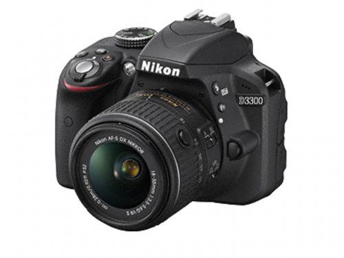 Nikon d3300 18-55mm VRII with free Nikon accessory kit £279 @ LCE