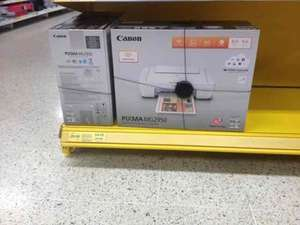 Canon Pixma MG2950 £29 printer scanner at Tesco's in Cheetham Hill (Manchester) Instore
