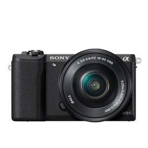 Sony ILCE5100L Compact System Camera - £274 - Amazon (deal of the day)