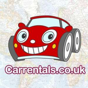 ONE WEEKS CAR RENTAL FROM £41.15 AT EDINBURGH Airport via carrentals.co.uk